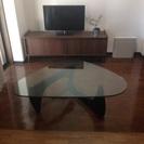 イサムノグチ ガラステーブル