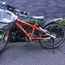 22インチ自転車ブリジストン・クロスファイヤーJR