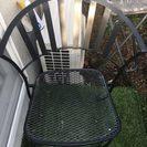 ガーデン用テーブルと椅子セット