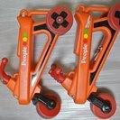 【残り1台】ピープルの「公園レーサー」2台→1台 子供用三輪バイク