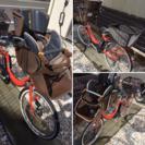 美品 電動自転車
