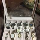 時計ケースボックス