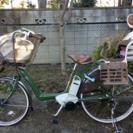 BS アンジェリーノ電動自転車★4Ahバッテリー