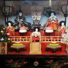 雛飾り(3段)