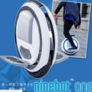 ☆早い者勝ち!新品美品!今話題のNinebot 次世代電動一輪車 ...