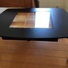 交渉中*折りたたみコレクションテーブル