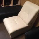 値段↓  新品・アウトレット高級家具 『 テーブルソファ 』白