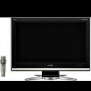 SHARP★32型 AQUOS Hi-Vision液晶テレビ
