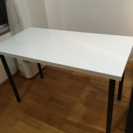 IKEA テーブル 机 デスク 組み合わせ 60×120