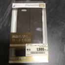 新品未使用 iPhone6 手帳型スマホケース
