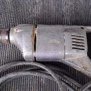 ■東芝電気ドリル★大工さん使用品格安出品・古い物です♪