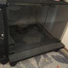 黒いテレビ台