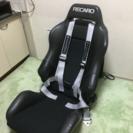 ☆ レカロ セミバケットシート 皮シート