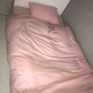 シングルベッド*収納つき*2月26日まで