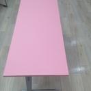 スタックテーブル 120センチ ほぼ新品です!!!
