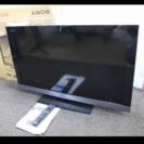 美品sony 40型 液晶テレビ KDL-40EX500 リモコン...