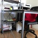 机、椅子セット、複合機