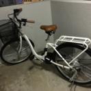 試し乗りのみシマノ 電動自転車 4...