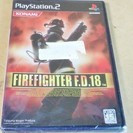 PS2/PlayStation2用ソフト FIRE FIGHTER...