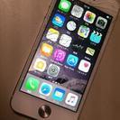 iPhone 5 au 16G 液晶割れジャンク使用可能品 ロックなし