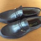 男性用皮靴 購入時価格8000円