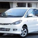 【誰でも車がローンで買えます】 H12 エスティマ パール 完全自...