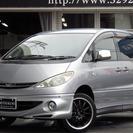 【誰でも車がローンで買えます】 H12 エスティマ シルバー 完全...