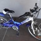 男の子20インチ自転車