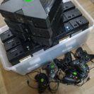 初代Xbox 9台 Xbox360 12台 未チェック品まとめて!