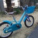 こどもちゃれんじのキッズ自転車