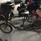 1年半前購入3人乗り用自転車アンジェリーノ