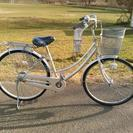 自転車 ママチャリ 26インチ