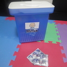 ミルトン 洗浄容器 哺乳瓶付き