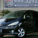 【誰でも車がローンで買えます】 H16 エスティマ アエラス 黒 ...