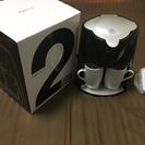 フランフランのコーヒーメーカー!希望価格500円、値段交渉相談