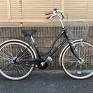 【384】【点検整備済】軽快車 26インチ シングルギヤ オートL...