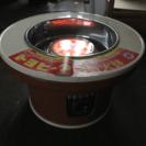 珍品、電気火鉢未使用?