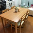 ダイニングテーブル 4脚椅子セット