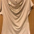ネックレス柄のTシャツ