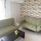 ☆airbnb用、新生活用の家具・家電一式あります。