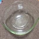 ガラス調理用ボール 中古