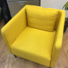 IKEA 一人掛けソファ セット