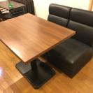 店舗用カフェテーブル&ソファ