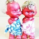 男の子女の子ペア人形◆とっても愛ら...
