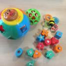 おもちゃ三点セット