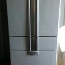 美品 SHARP 大容量 447L 冷凍 冷蔵庫 ノンフロン 観音...