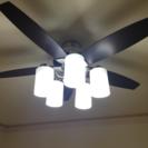 ファン付き照明器具