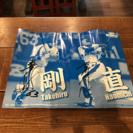 ★激レア★ 堂上兄弟 直筆 サインポスター