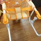 アンパンマン子供椅子(テブルにつけるタイプ)