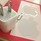 アップル純正品 アップルシール/電源プラグ/シム用ピン